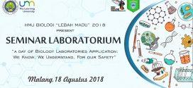 Seminar Laboratorium dan Seminar Keselamatan Kerja di Laboratorium