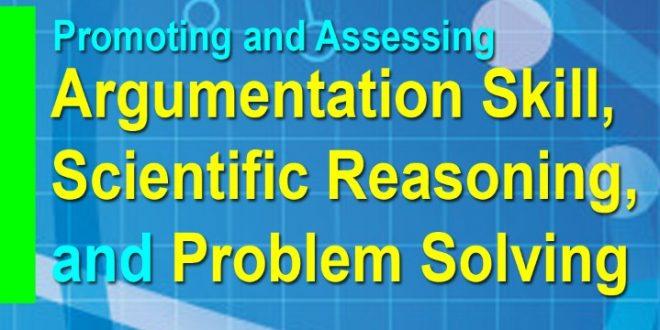 """Undangan Menghadiri Guest Lecture Dengan Topik """"Promoting and Assessing Argumentation Skill, Scientific Reasoning, and Problem Solving"""""""
