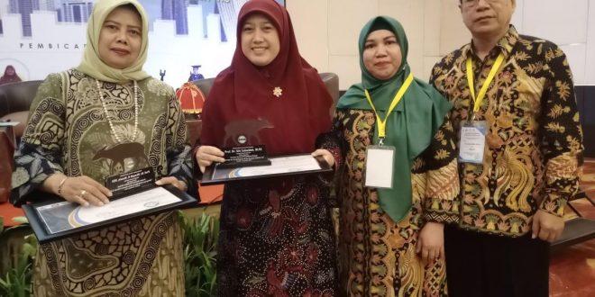 Prof. Siti Zubaidah  Memberikan Kuliah dalam Seminar Nasional Pendidikan Biologi 2019 di Universitas Halu Oleo, Kendari