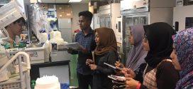 Mahasiswa Jurusan Biologi Berkesempatan untuk Berlatih Skill Laboratorium di National Tsing Hua University, Taiwan