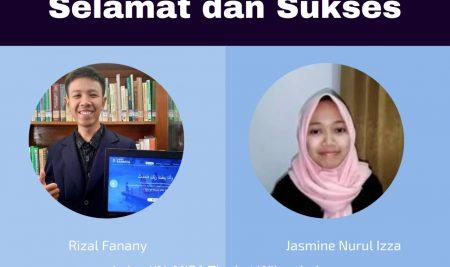 Selamat !! Dua Mahasiswa Jurusan Biologi Berkompetisi KN-MIPA tingkat Nasional